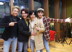 161014 #Minho #Taemin #Shinee - Teidreaming's Instagram Update