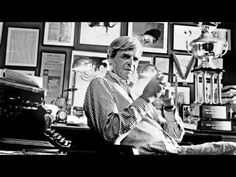 Starring George Plimpton As Himself Trailer HD - Official George Plimpton, Eligible Bachelor, Willie Mays, Yankee Stadium, Detroit Lions, Boston Bruins, Esquire, Desks, Hanging Out