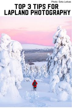 Check out 3 great tips for photographing in Lapland by native photographer! Snowboarding, In This Moment, Mountains, Tips, Nature, Check, Photography, Travel, Outdoor