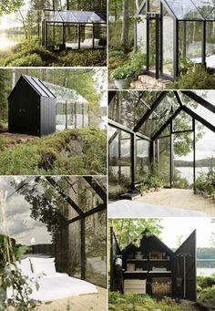 Garden Shed by Villa Hara & Linda Bergroth
