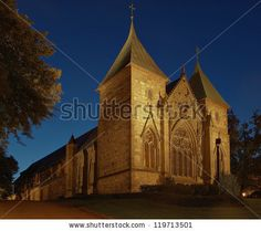 Cathedral Stavanger Norway