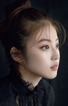 Beautiful Japanese Girl, The Most Beautiful Girl, Asian Model Girl, Asian Girl, Asian Models, Girl Face, Woman Face, Japanese Face, Japanese Beauty