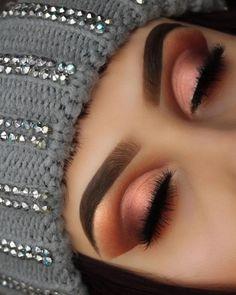 Gorgeous eye makeup #eyemakeup #eyeshadow