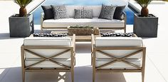 Perfect teak outdoor furniture plans only in miral iva design - Modern Rh Furniture, Outdoor Furniture Plans, Trendy Furniture, Furniture Catalog, Furniture Collection, Furniture Design, Cheap Furniture, Outdoor Furniture Australia, Patio