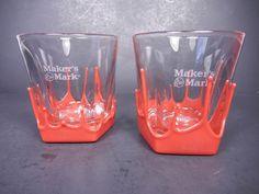Makers Mark Glasses Set Of 2 $18.97  3634