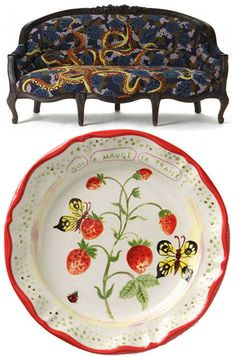 Great Couch - Nathalie Lete for Anthropologie
