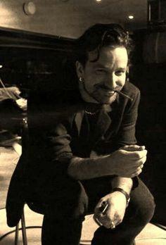 Bono U2 cheeky