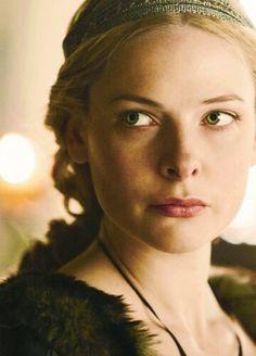 Rebecca Ferguson as Queen Elizabeth