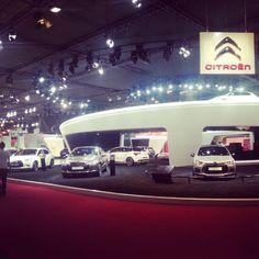 Stoisko Citroën'a / Paris Motor Show 2012.