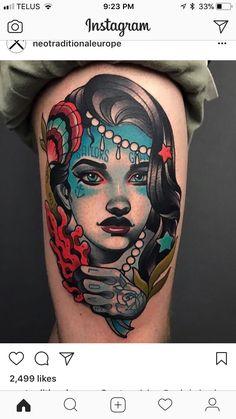 dc7b0f0da8c19 Female Face, Pin Up Tattoos, Woman Face, Pinup, Tattoo Ideas, Female