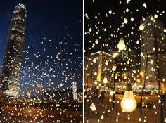Il labirinto di luce di #HongKong  I posti più belli