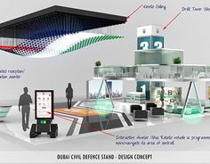 "Check out new work on my @Behance portfolio: ""Dubai Civil Defence Stand Design Concept"" http://be.net/gallery/33806298/Dubai-Civil-Defence-Stand-Design-Concept"