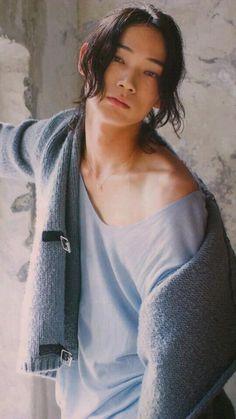 Ayano Go Beautiful Boys, Pretty Boys, Beautiful People, Aesthetic Japan, Aesthetic People, Japanese Men, Japanese Models, Portrait Inspiration, Character Inspiration