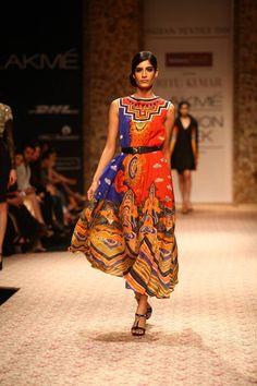 Ritu Kumar Lakme Fashion Week 2013 F/W