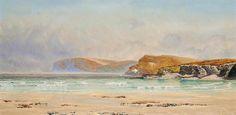 Harlyn Sands, 1890
