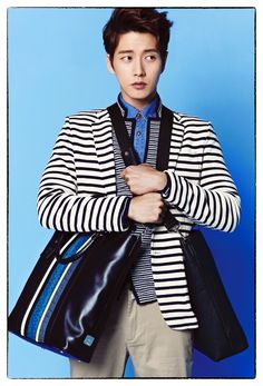 Park Hae Jin - The Star Magazine March Issue '14