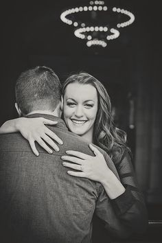 For booking information on engagements and weddings please contact weddings@beauvaughn.com #engagements #photography #weddings #unionstation #kc #blackandwhitephotography