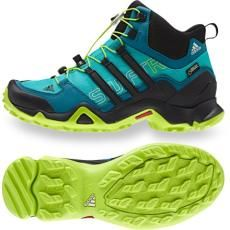 Vegan Hiking Boot: @adidas Terrex Swift Mid GTX. See more options here: http://www.veganoutdooradventures.com/vegan-hiking-boots/
