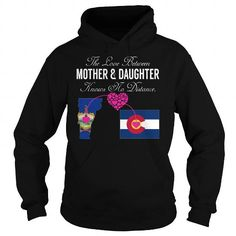 The Love Between Mother And Daughter Knows No Distance - Vermont Colorado #stateshirts #statehoodie #tshirts #hoodie #Vermont #Vermonttshirts #Vermonthoodies