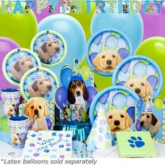 Puppy Party Paper Products