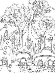 Giclee Print: I Believe 13 by Hello Angel : Dog Coloring Page, Adult Coloring Book Pages, Cute Coloring Pages, Free Printable Coloring Pages, Coloring Sheets, Coloring Books, Coloring Pages To Print, Fathers Day Crafts, Art Plastique