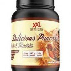 Xxl Nutrition Delicious Pancakes Oats Protein Naturel Pfannkuchen 2500 Tasty Pancakes Smoothie Recipes Smoothie Recipes Healthy