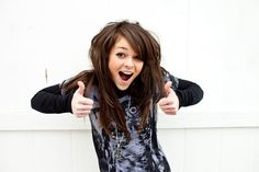 This girl is the shit, just like her song. Check her out, Cady Groves. She's one powerful petite chick