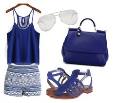 """""""urban style"""" by dalma-pothorszki ❤ liked on Polyvore featuring Forever 21, Sam Edelman, Dolce&Gabbana and Yves Saint Laurent"""