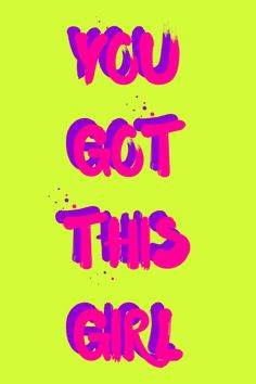 You Got This Girl. #fitspo #fitness #fitnessquotes #fitnessmotivation