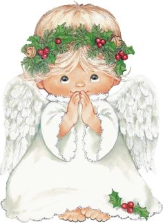 Angels - Animated Christmas Myspace Graphics, Angels - Animated Christmas Myspace Comments, Christmas Angels - Animated Myspace Graphics, An. Christmas Angels, Christmas Art, All Things Christmas, Vintage Christmas, Christmas Clipart, Christmas Ideas, Angel Clipart, 2 Clipart, Illustration Noel