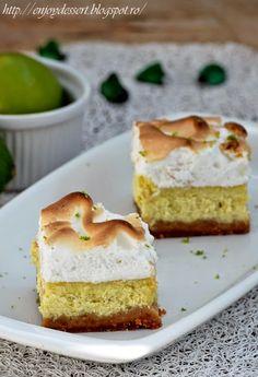 Lime & Merengue Cheesecake