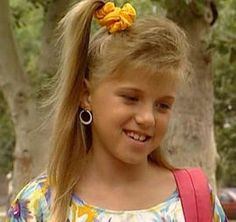 Scrunchies. You wore them. Just like this. We know you did.