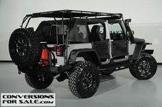 2015 Jeep Wrangler Unlimited Lifted Kevlar Coated Man Trans