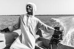Old Man, Persian Gulf, Strait of Hormuz, Qeshm, Iran #persian #gulf #strait #hormuz #qeshm #iran #kishm #island #sea #man #old #boat #muz #persky #zaliv #more