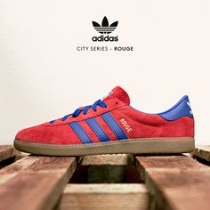 "Adidas City Series ""Rouge"""