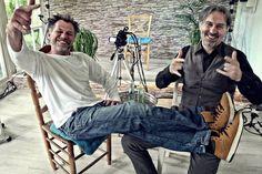 Cris Lopez   Guitarra Flamenca: Trabajando en una Gravación con el Maestro Livio G...
