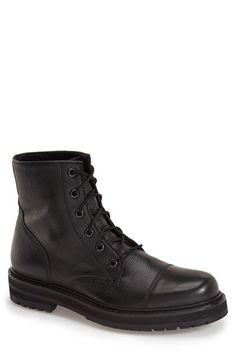 Marc Jacobs Cap Toe Boot (Men)
