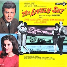 """""""The Lively set"""" (1964, Decca).  Music from the movie soundtrack."""