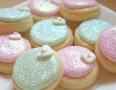 Mini Glitter Dots