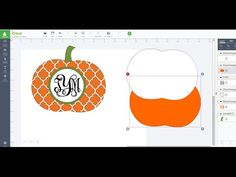 Create your own patterned layers by slice & weld - Cricut Design Space - YouTube