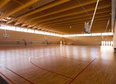 Complejo Polideportivo en Barcelona