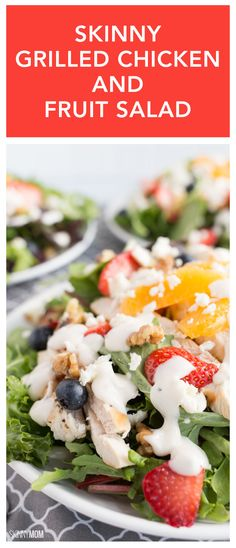 Try this filling, healthy salad!