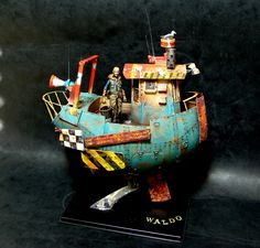 Adam Boyes [Waldo] | iMech 2014 Model of the Year Contest Entries! | Industria Mechanika