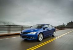 Chrysler is finally getting serious about the midsize sedan segment with the 200 -- read the Motor Trend 2015 Chrysler 200 First Drive right here. Automotive News, Automotive Industry, Chrysler 200s, First Drive, New Toys, Fiat, Concept Cars, Dream Cars, Automobile