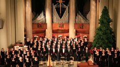 "Christmas With Fairfax Choral Society: ""Carols Through the Ages"" @ Vienna Presbyterian Church (Vienna, VA)"