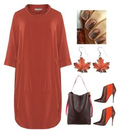"""Plus size Fall look"" by im-karla-with-a-k on Polyvore featuring Zedd Plus, CÉLINE and Narciso Rodriguez"