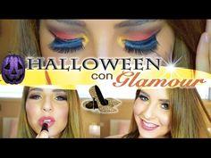 Maquillaje de HALLOWEEN con Glamour ♢ Colaboración