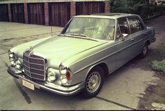 Mercedes 300SEL 6.3 From a time when engineering and design meant something different.