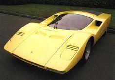 Ferrari 512S speciale Pininfarina 1969