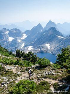 Gothic Basin, Granite Falls, Washington (9 miles)